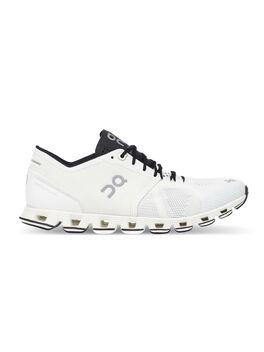 Cloud X White/Black Men's Sneaker, White/Black, large