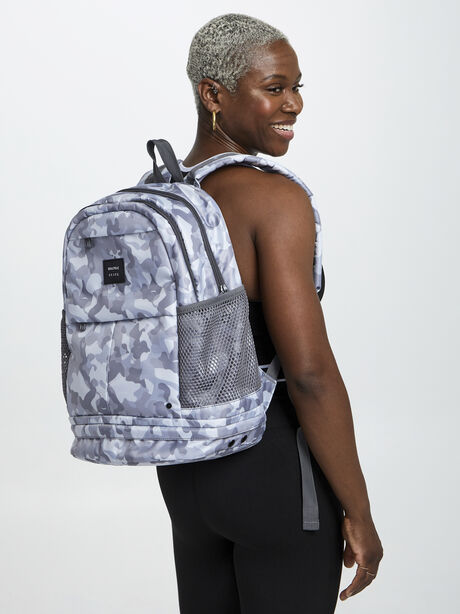 Exclusive Lennox Backpack, Camo, large image number 2