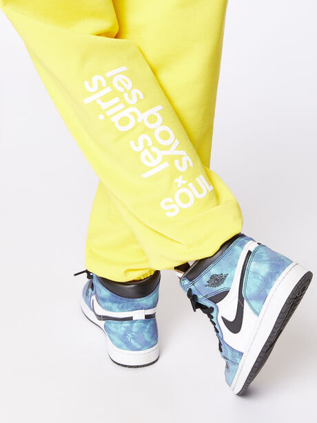 Exclusive Loose Fit Jogger Yellow, Yellow, large image number 3