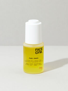 Face Coach Oil, White, large