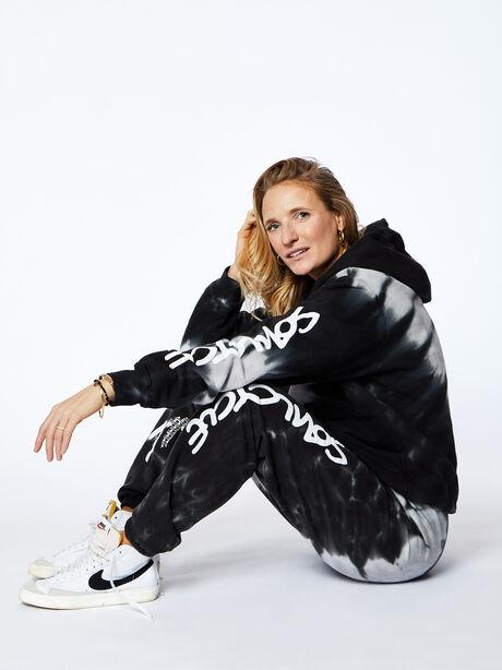 All Studio Sweatpants, Tie Dye/Black, large image number 4