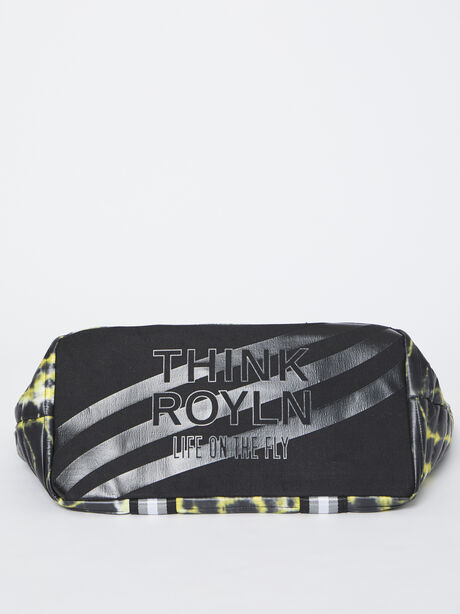 Exclusive Wingman Tie-Dye Tote, Tie Dye/Black, large image number 4