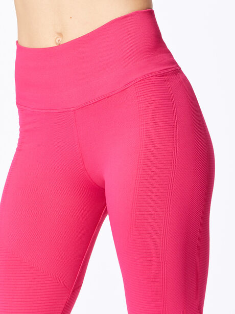 One By One High-Rise Legging Punch Pink, Hot Pink, large image number 2
