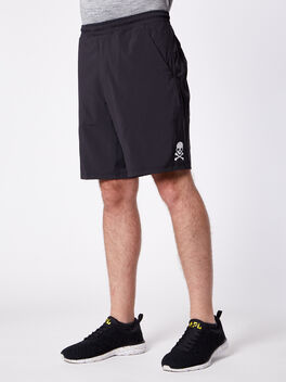 "Pace Breaker Short 9"", Black, large"