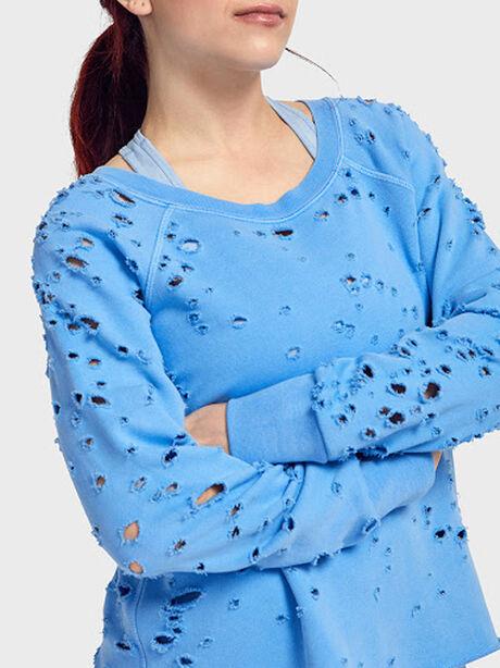 Carolina Sweatshirt, Blue, large image number 0