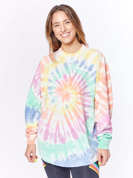 Pride Tie-Dye Spirit Jersey Montauk, Multi Color, large image number 1