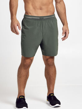 "Thyme 7"" Session Short, Green, large"