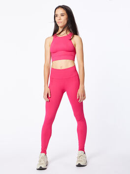 One By One Seamless Bra Punch Pink, Hot Pink, large