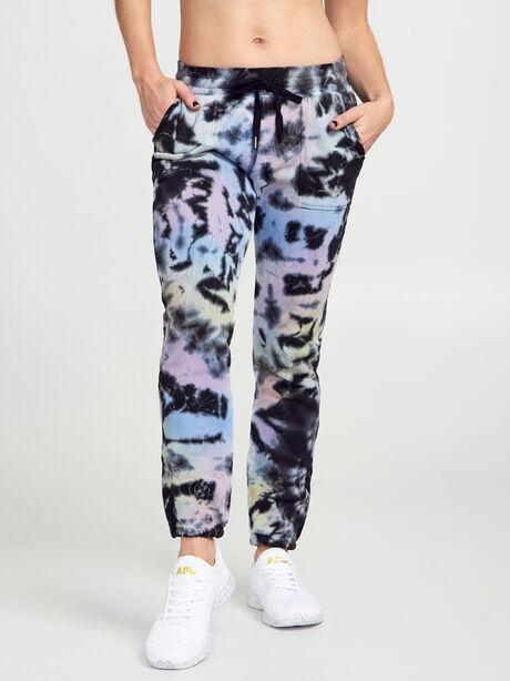Ozzie Tie-Dye Sweatpants, Tie Dye, large image number 0