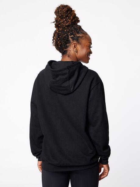 LA Kingsley Hoodie Black, Black, large image number 3