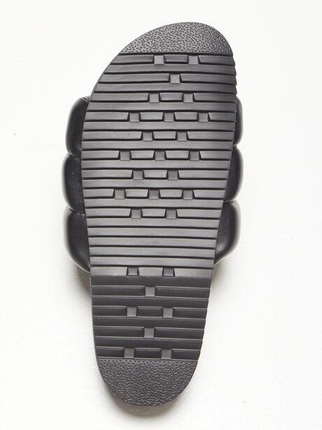 The Puffy Slide Black, Black, large image number 3