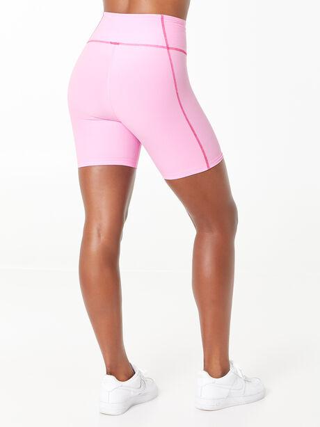 YOS x Lindsey Bike Short Pink, Pink, large image number 2