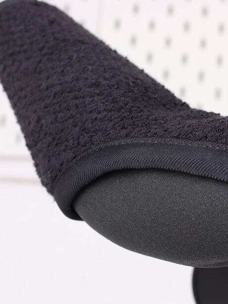 In-Studio Spintowel Sweat Towel Black, Black, large image number 3