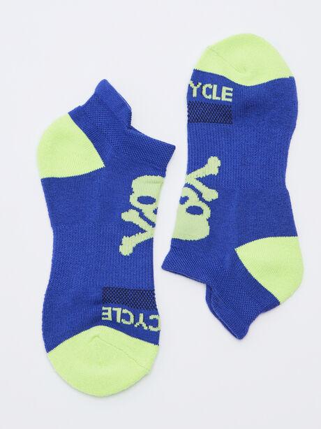 Ankle Sock, Blue, large image number 0