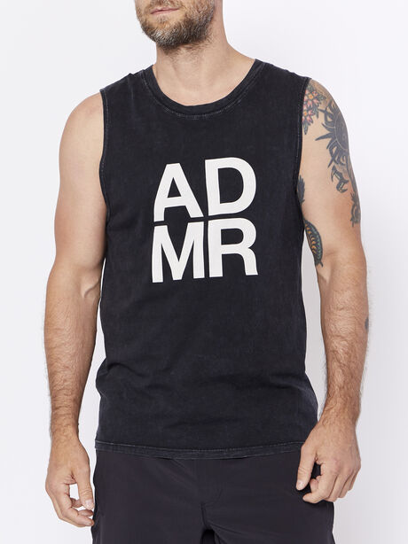 All Souls Call Letter Tank, , large image number 0