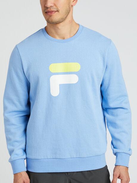 Orlando Crewneck Sweatshirt, Blue, large image number 0