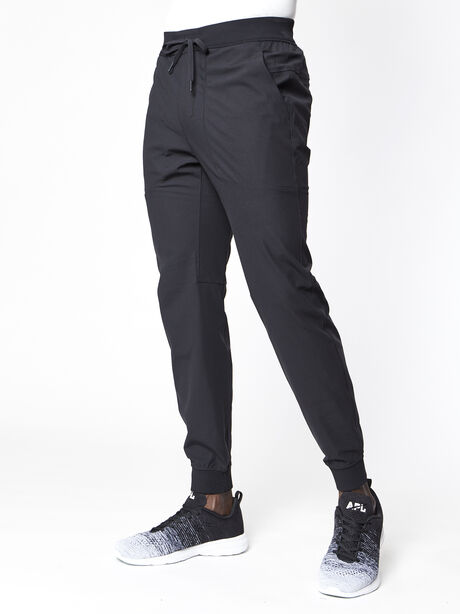 ABC Jogger, Black, large image number 0