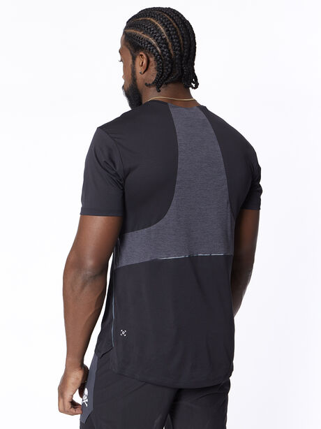 Fast and Free Short Sleeve Black, Black, large image number 2