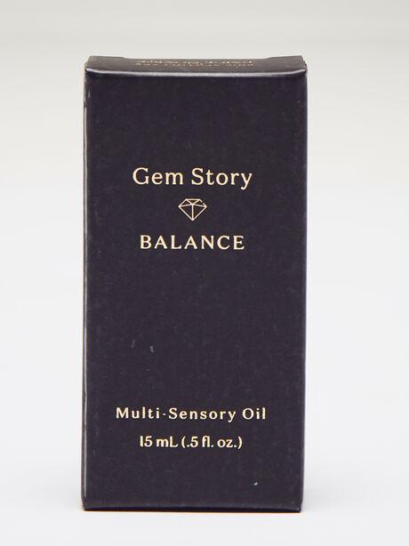 Balance Gem Story Oil 15ml, Tan, large image number 1