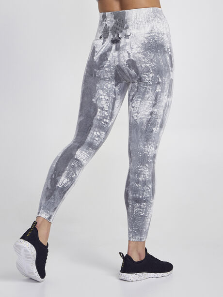 Crackle 7/8 Legging, Granite, large image number 2