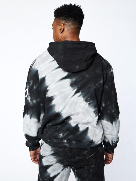 Kingsley Hoodie, Tie Dye/Black, large image number 3