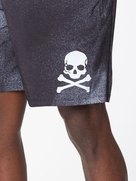 """Pace Breaker Lined Short 9"""" Ocean Spray Grey/Black, Ocean Spray Ice Grey Black, large image number 1"""