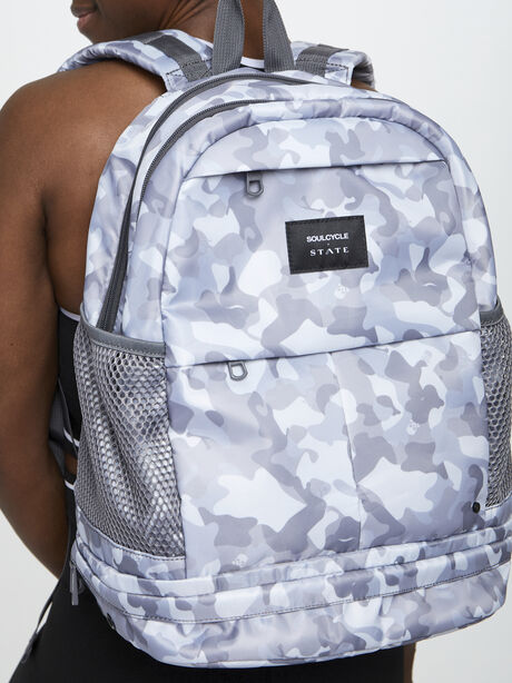 Exclusive Lennox Backpack, Camo, large image number 1