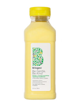 Be Gentle, Be Kind Banana + Coconut Nourishing Superfood Conditioner, Clear, large