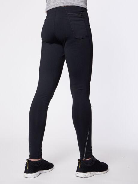 Nike Thermal Legging, Black, large image number 1