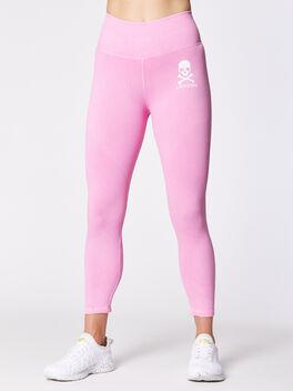 SHAPESHIFTER 7/8 LEGGING (LOND, Pink, large
