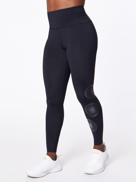 Milestone High-Rise Legging 7/8 Black, Black, large image number 0