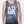 Tie Dye Call Letter Tank, , large Bkhd Color