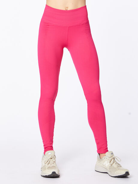 One By One High-Rise Legging Punch Pink, Hot Pink, large image number 1