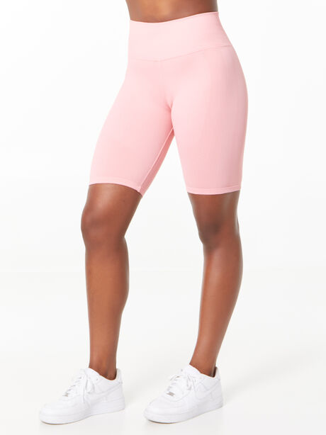 One by One Bike Short Sugar Rose, Pink, large image number 0