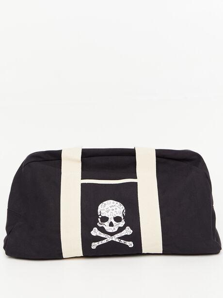 Texas Duffle Bag Black, Black, large image number 1