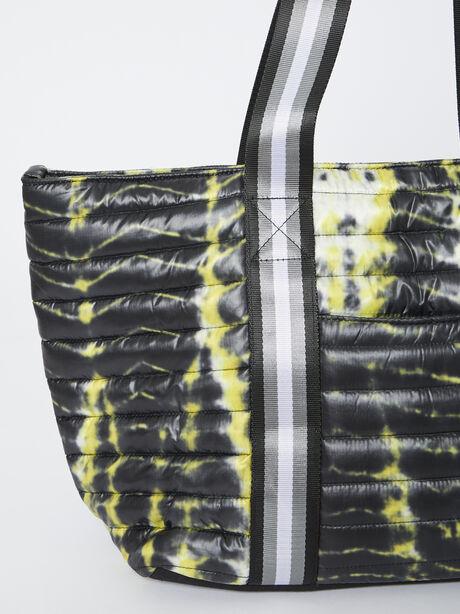 Exclusive Wingman Tie-Dye Tote, Tie Dye/Black, large image number 1