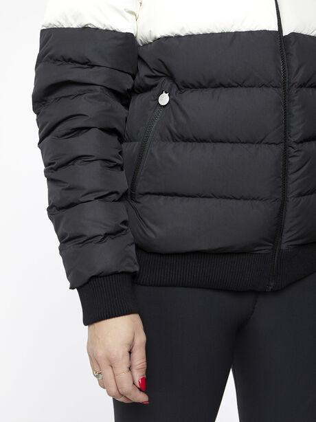 Queenie Jacket, Black/Grey/White, large image number 4