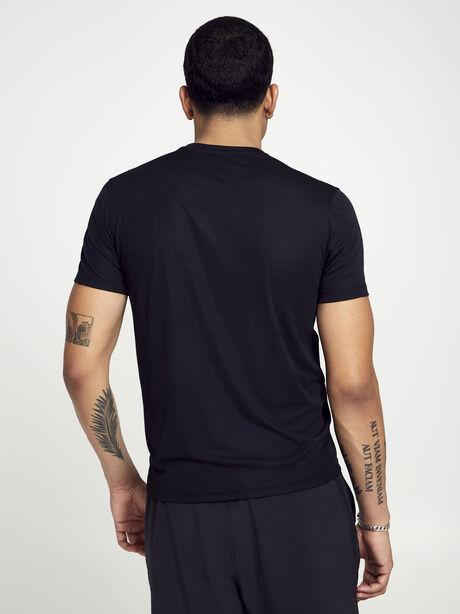 Distance Shirt, Black, large image number 2