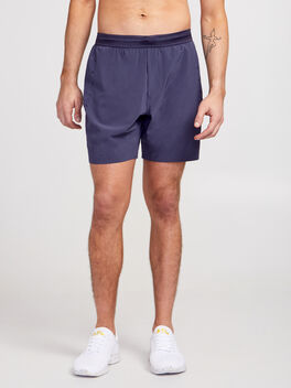 "SESSION SHORT 7"" lined odyssey, Grey, large"