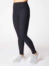 Thermal High-Rise Legging Black, Black, large