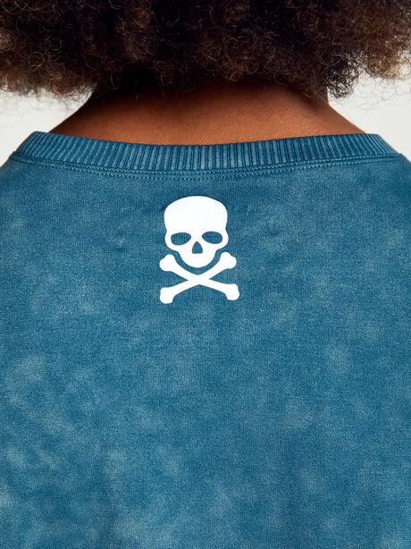 Seamless Long Sleeve Shirt, Deep Sea, large image number 2