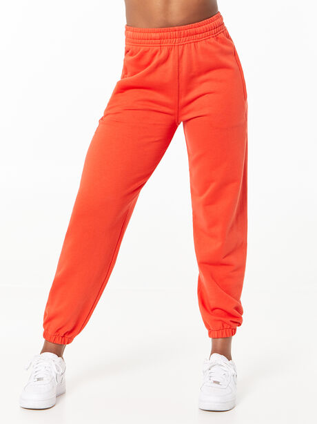 Loose Fit Jogger Vaiant Poppy, Poppy, large image number 0