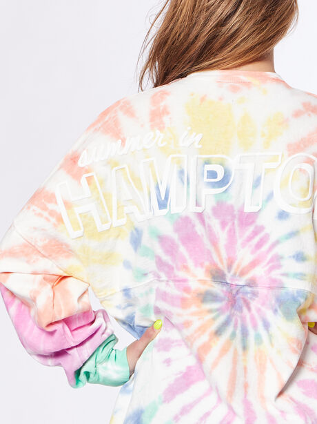 Pride Tie-Dye Spirit Jersey Hamptons, Multi Color, large image number 2