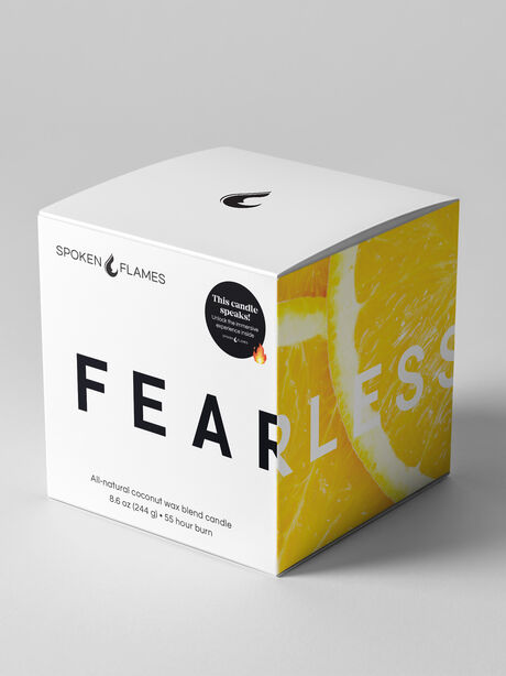 Fearless Candle, Clear, large image number 0