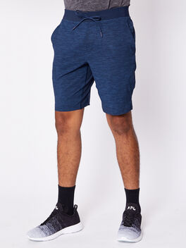 "London T.H.E Short 9"" Lined, Navy/Black, large"