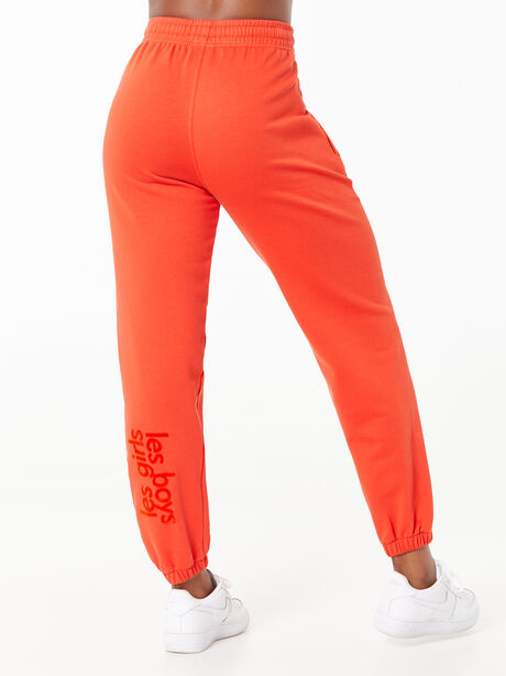 Loose Fit Jogger Vaiant Poppy, Poppy, large image number 2