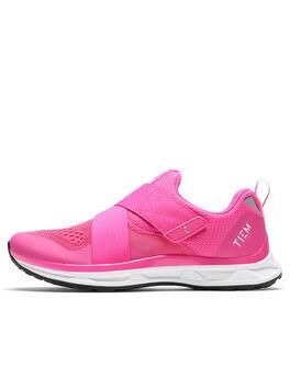 Slipstream Women's Cycling Shoe, Pink, large
