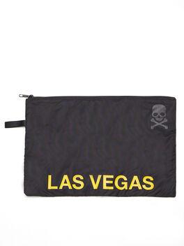 Las Vegas Reusable Sweat Bag, Black, large