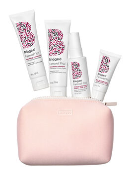 Farewell Frizz Travel Kit, Clear, large
