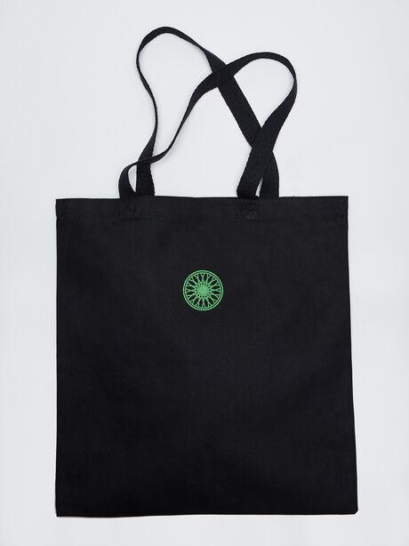 TRAMMELL Tote Bag, Black, large image number 2
